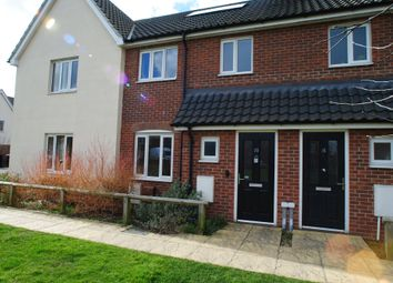 Thumbnail 3 bed terraced house to rent in Bartrums Mews, Diss
