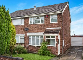 Thumbnail 3 bedroom semi-detached house for sale in Hoveringham Drive, Stoke-On-Trent