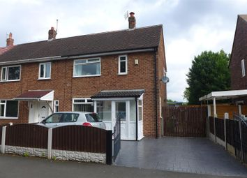 Thumbnail 2 bed semi-detached house for sale in Cornishway, Wythenshawe, Manchester