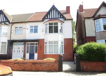 Thumbnail 4 bed semi-detached house for sale in Bankfield Road, Liverpool