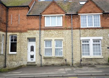 Thumbnail 2 bed terraced house for sale in Grove Street, Raunds, Northamptonshire