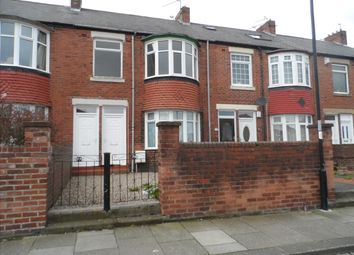Thumbnail 3 bed flat to rent in Weardale Avenue, Walker, Newcastle Upon Tyne