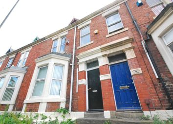 Thumbnail 6 bed terraced house for sale in Sandyford Road, Sandyford, Newcastle Upon Tyne