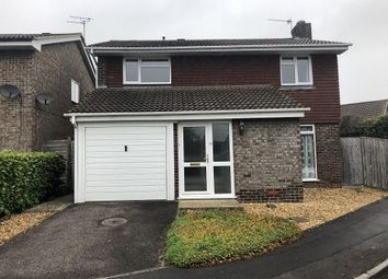 Thumbnail 4 bed detached house to rent in Halfway Close, Trowbridge, Wiltshire