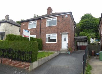Thumbnail 2 bed semi-detached house for sale in Blue Hill Crescent, Wortley, Leeds, West Yorkshire