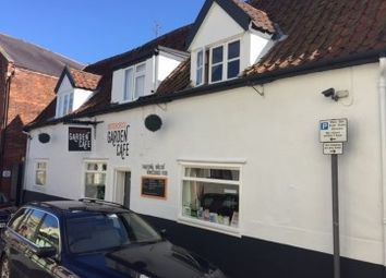 Thumbnail Restaurant/cafe for sale in Cross Street, Bungay