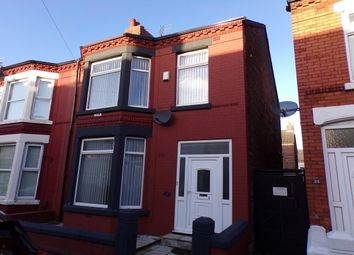 Thumbnail 4 bed terraced house to rent in Ashdale Road, Mossley Hill, Liverpool