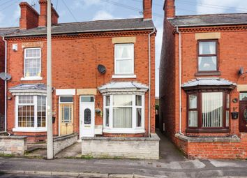 Thumbnail 3 bedroom semi-detached house for sale in Kilton Road, Worksop