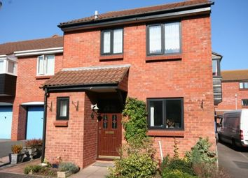 Thumbnail 3 bed detached house to rent in Drakes Close, Bridgwater