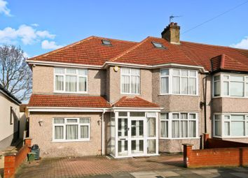 Thumbnail 6 bed semi-detached house for sale in Sudbury Heights Avenue, Sudbury, Wembley