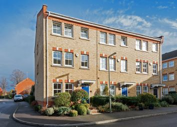 Thumbnail 4 bed end terrace house for sale in Florence Way, Knaphill, Woking