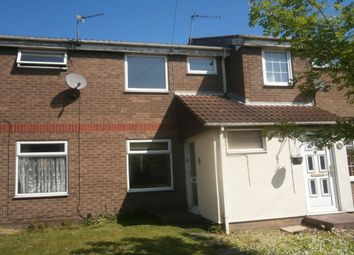 Thumbnail 2 bed terraced house for sale in Quantock Road, Long Eaton, Nottingham