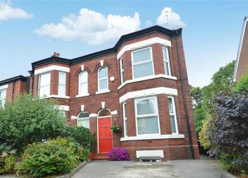 Thumbnail 4 bed semi-detached house for sale in Beech Road, Davenport, Stockport, Cheshire