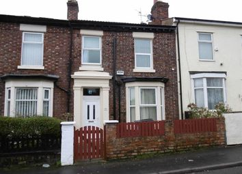 Thumbnail 3 bed terraced house to rent in Frodsham Street, Tranmere, Wirral