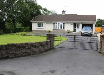 Thumbnail 3 bed detached bungalow for sale in Ffarmers, Llanwrda