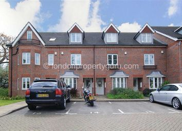 Thumbnail 4 bed town house for sale in Rutlish Road, Wimbledon, London