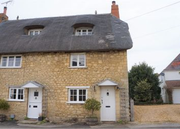 Thumbnail 2 bed cottage to rent in Chapel Hill, Watchfield