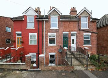 Thumbnail 3 bed terraced house for sale in Oak Road, Tunbridge Wells