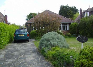 Thumbnail 4 bed bungalow to rent in Crabtree Lane, Bookham, Leatherhead