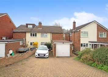 Thumbnail 3 bed semi-detached house to rent in Kings Road, Biggin Hill, Westerham
