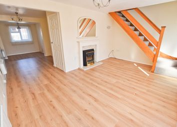 Thumbnail 2 bed end terrace house to rent in Beech Avenue, Sheringham