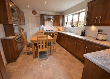 Thumbnail 4 bedroom detached house for sale in Rose Garth, Barlby, Selby