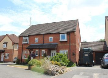 Thumbnail 3 bed semi-detached house for sale in The Causeway, Thurlby