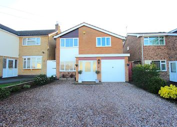 Thumbnail 3 bed detached house for sale in Barry Drive, Kirby Muxloe, Leicester