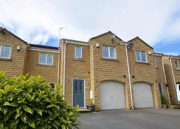 Thumbnail 4 bed terraced house for sale in Blackberry Way, Siddal, Halifax