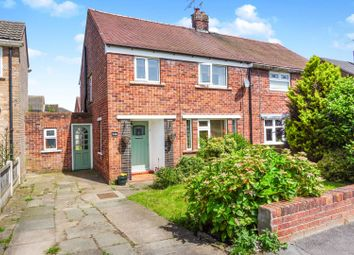 3 bed semi-detached house for sale in Queens Drive, Nantwich CW5