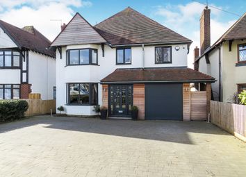 4 bed detached house for sale in Welford Road, Kingsthorpe, Northampton NN2