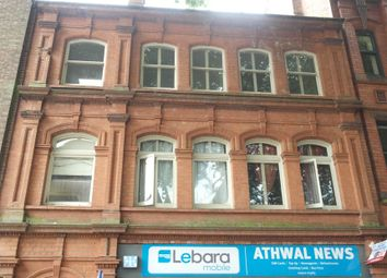 Thumbnail 2 bed flat for sale in Bridge Lofts, Leicester Street, Walsall, West Midlands