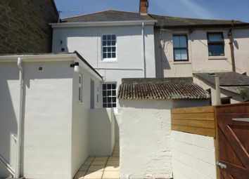 Thumbnail 2 bed terraced house for sale in Chywoone Hill, Newlyn, Penzance, Cornwall