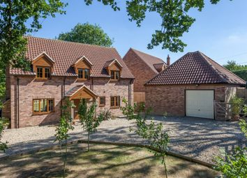 Thumbnail 4 bed cottage for sale in Mattishall Road, Garvestone, Norwich