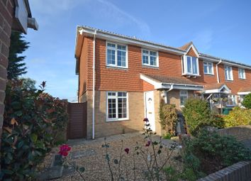 Thumbnail 3 bed end terrace house for sale in Acorn Close, Selsey