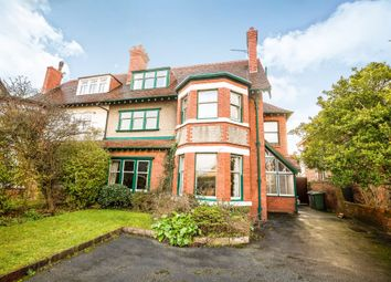 Thumbnail 6 bed semi-detached house for sale in Birkenhead Road, Meols, Wirral