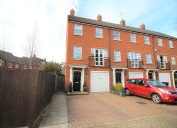 Thumbnail 4 bed end terrace house for sale in Elsons Mews, Welwyn Garden City