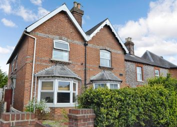 Thumbnail 3 bedroom semi-detached house for sale in Greenham Road, Newbury
