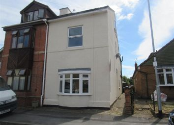 Thumbnail 4 bed semi-detached house for sale in Brookfield Street, Syston, Leicester