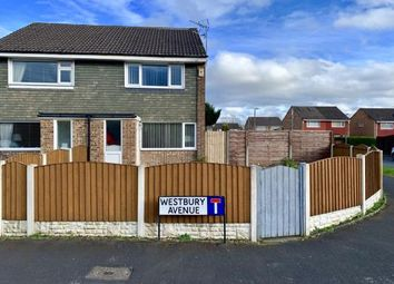 Thumbnail 2 bedroom semi-detached house for sale in Westbury Avenue, Sale, Cheshire, Greater Manchester