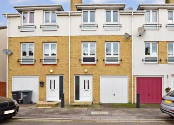 Thumbnail 3 bedroom terraced house for sale in Suffolk Road, Gravesend, Kent