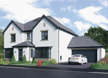 "Thumbnail 5 bed detached house for sale in ""Carnegie"" at Blantyre Mill Road, Bothwell, Glasgow"