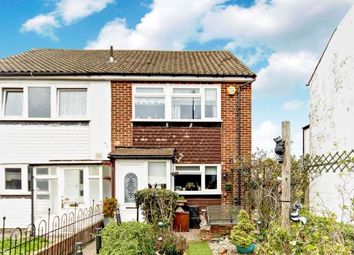 Thumbnail 3 bed semi-detached house for sale in Mitcham Road, Croydon, Surrey, .