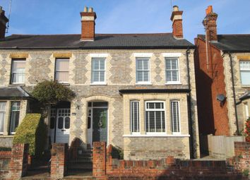 Thumbnail 3 bed semi-detached house for sale in Blenheim Road, Caversham Heights, Reading