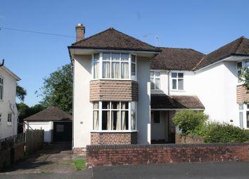 Thumbnail 3 bed semi-detached house for sale in West Town Park, Brislington, Bristol