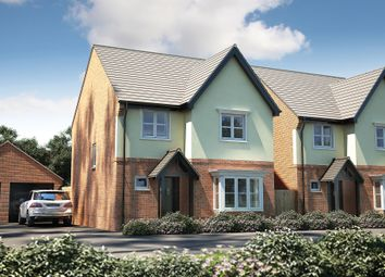 "Thumbnail 4 bed detached house for sale in ""The Titchfield"" at Manchester Road, Congleton"