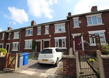 Thumbnail 2 bed terraced house to rent in Warrington Street, Stoke On Trent, Staffordshire