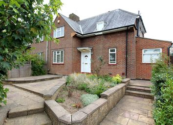 Thumbnail 4 bed semi-detached house for sale in Black Lion Hill, Shenley