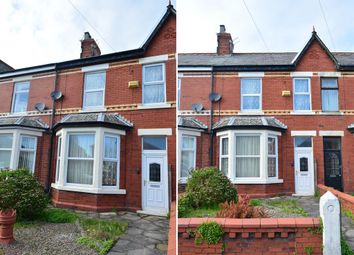 Thumbnail 3 bed terraced house for sale in Cross Street, St Annes