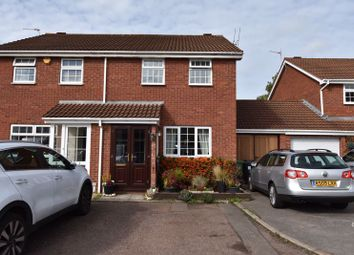 Thumbnail 4 bed semi-detached house for sale in Epsom Close, Downend, Bristol